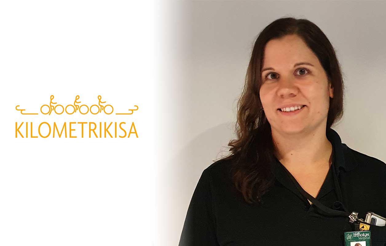 Minna Lahtinen from Innokas Medical